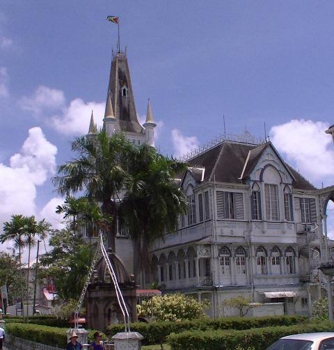 ジョージタウン市庁舎